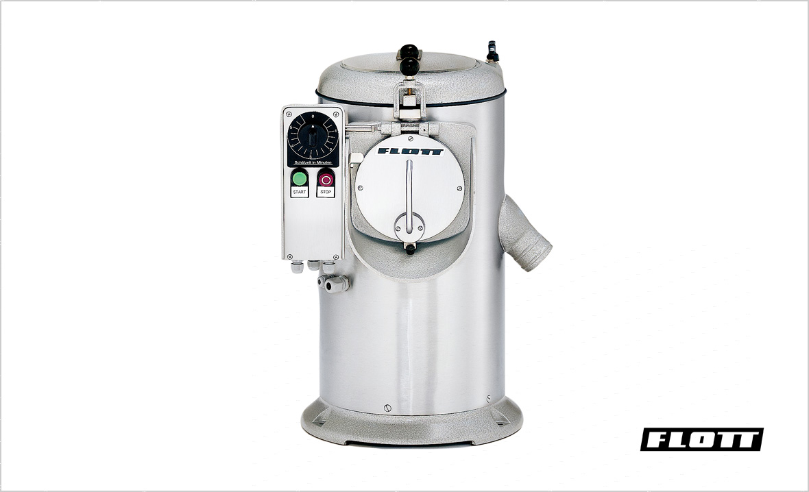 Mini-Flott Kartoffelschälmaschine