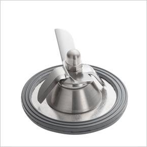 Rotor Spezial-Messerkopf für Diätanwendungen und dem Einsatz im Labor