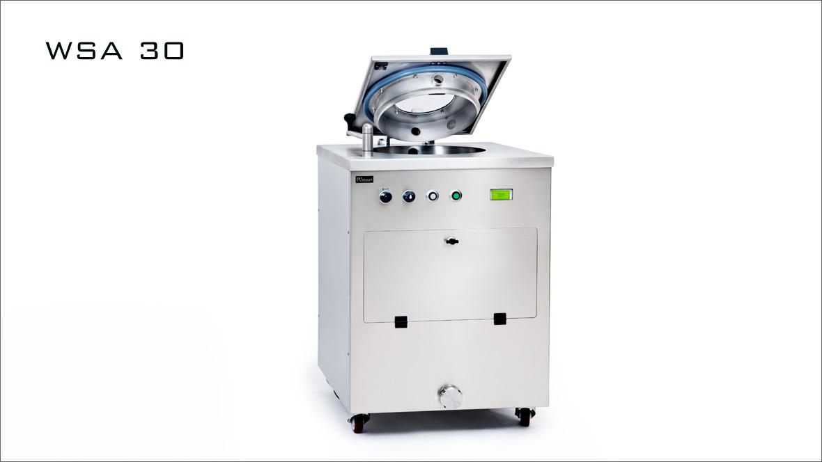 Weisser WSA30 Salatwaschmaschine