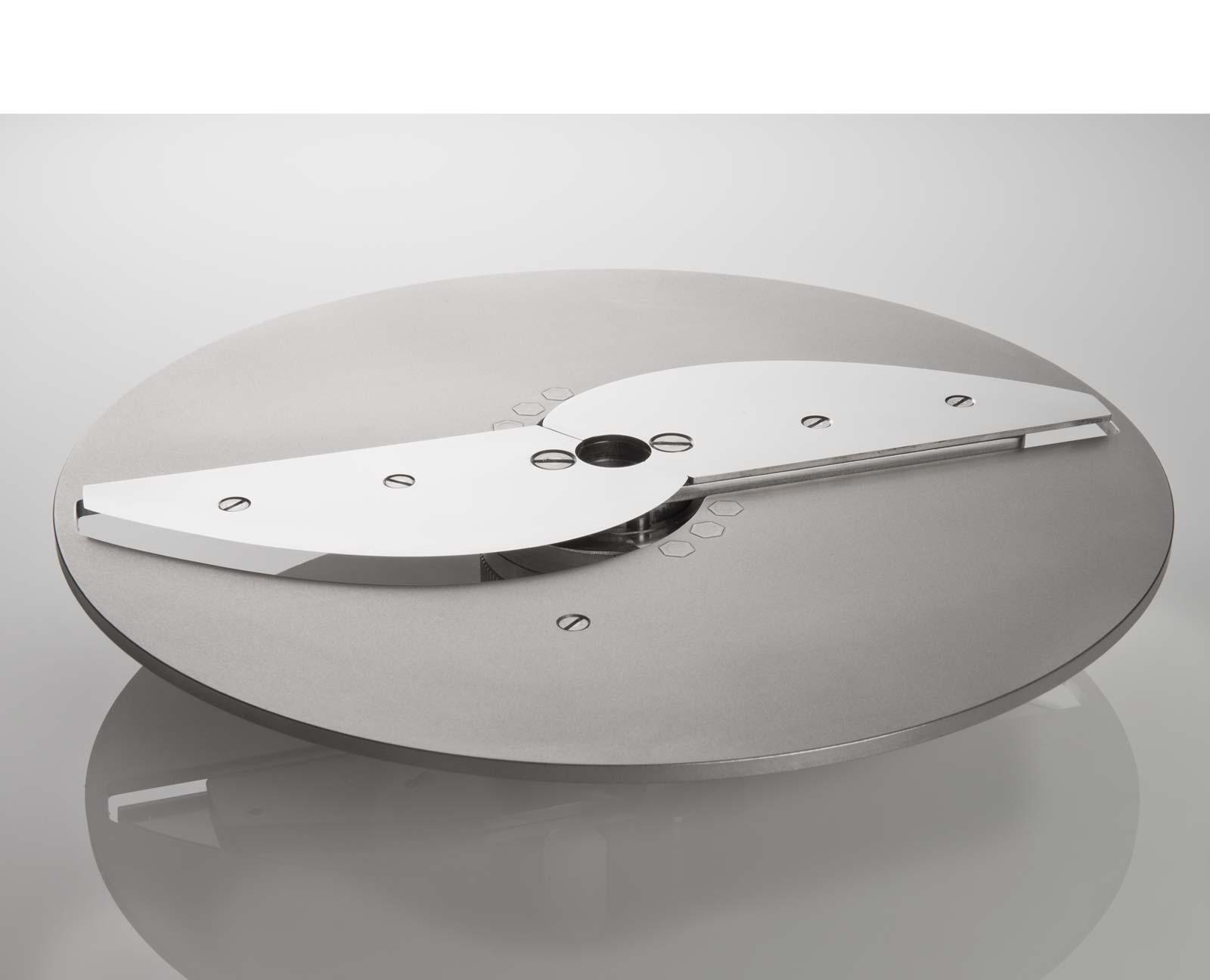 Verstellbare Messerscheibe für die Feuma HU Multifunktions-Küchenmaschine