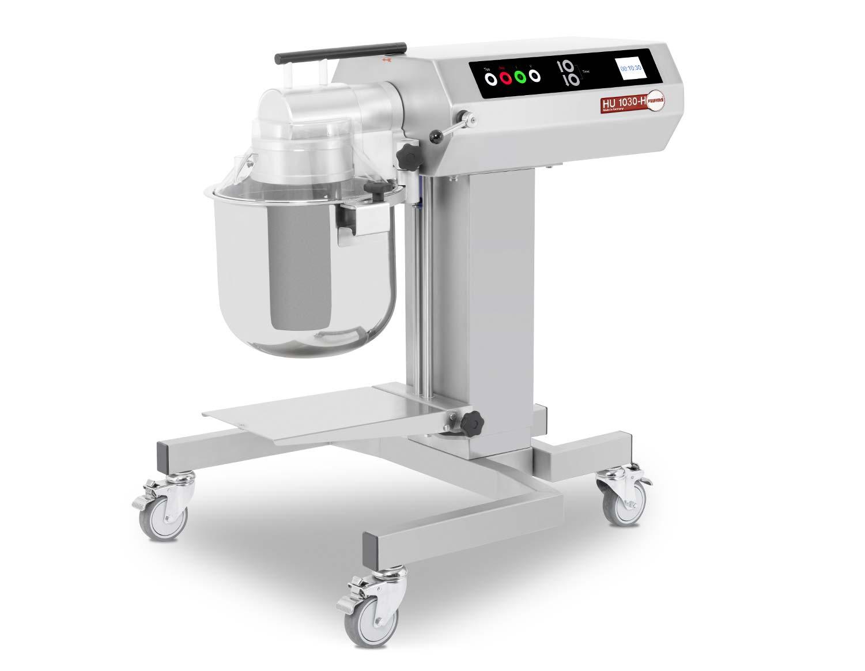 Höhenverstellbares Untergestell, Touch-LCD-Display, Werkzeugerkennung - Feuma HU1030-H Multifunktions-Küchenmaschine für die Profiküche