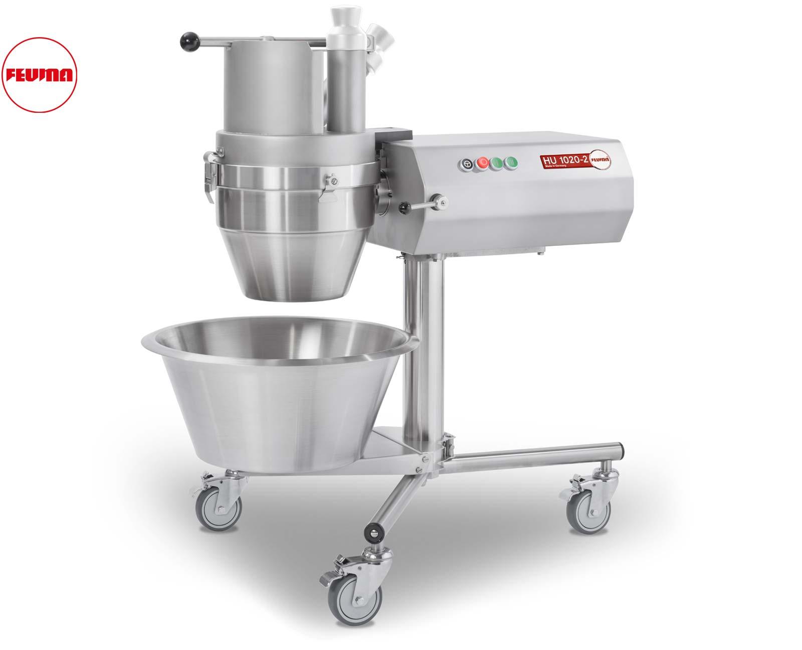 Feuma HU1020-2 Multifunktions-Küchenmaschine für die Profiküche