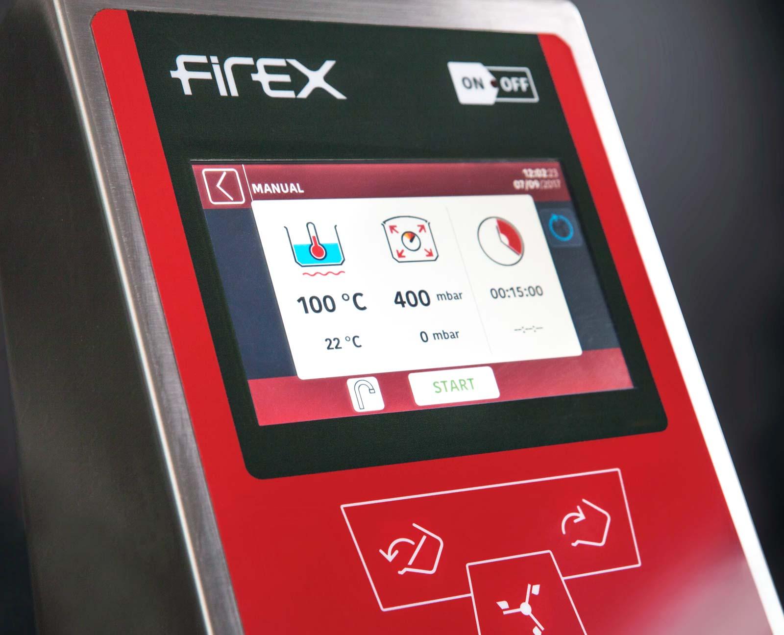 FTC - Firex Touchscreen