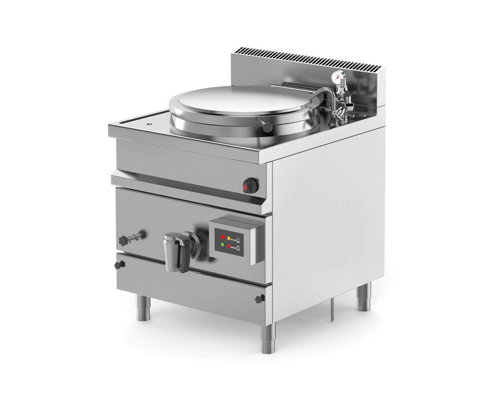 Firex Easypan Extragrosse Kochkessel - 100 + 150 Liter