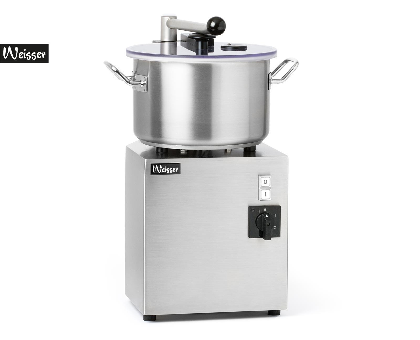 Weisser KK84 - Labor-Messermühle und Küchenkutter