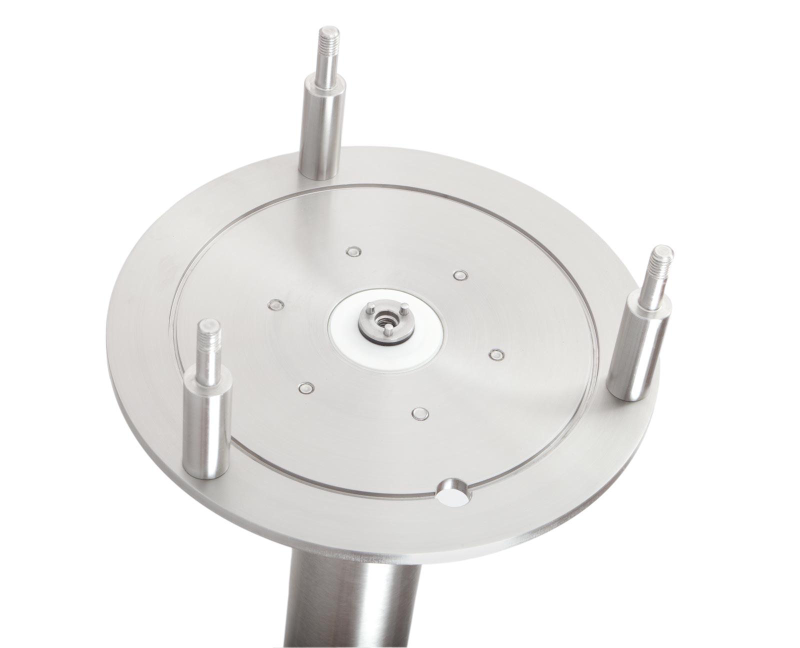 Weisser PM20 Passierturbine - Pürierkopf mit Teflonabdeckung