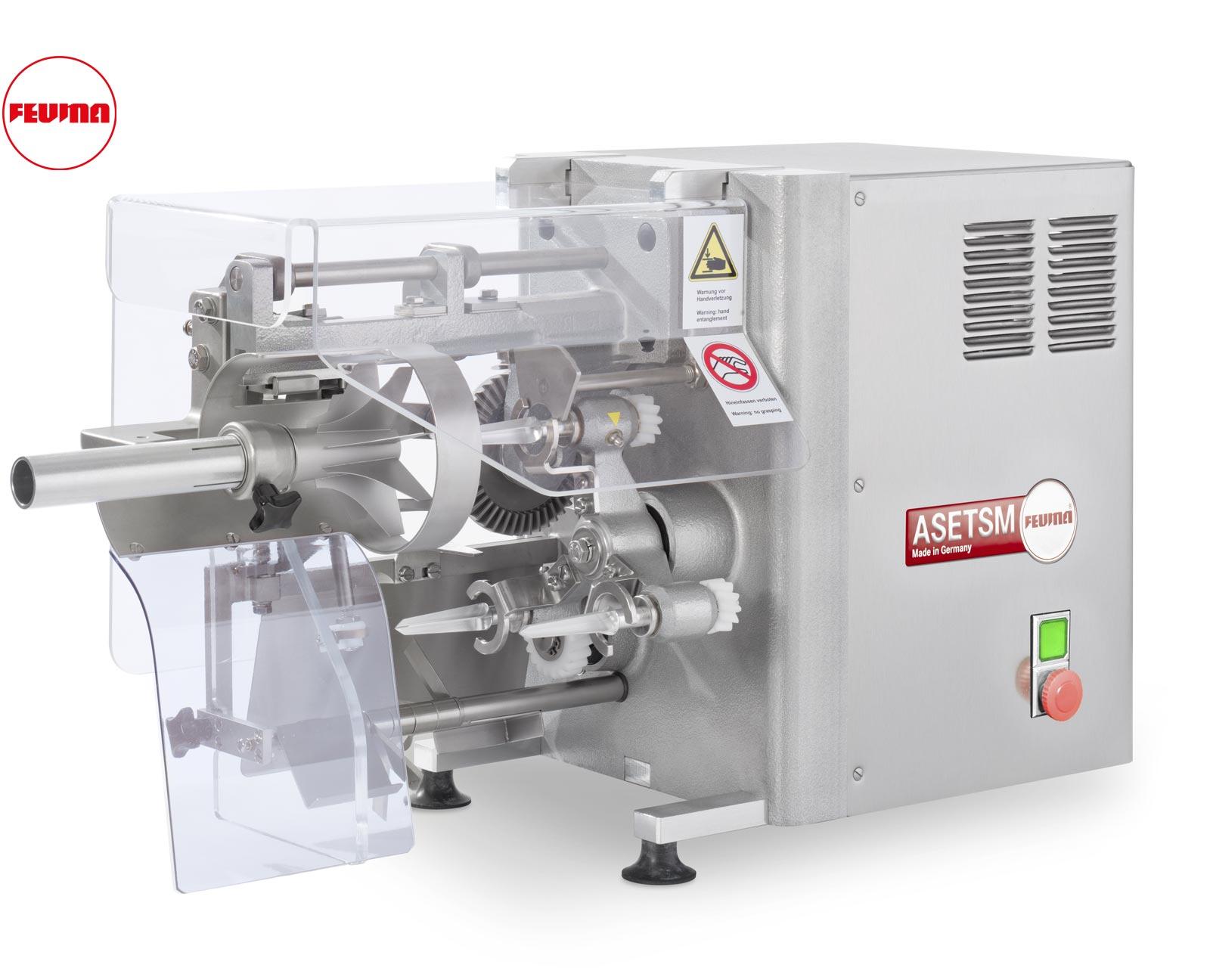 Feuma Apfelschälmaschine ASETM & ASETSM
