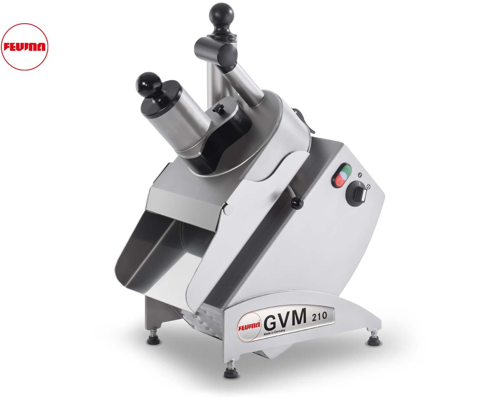 Feuma GVM 210 - elektrischer Gemüseschneider mit Gourmetvorsatz