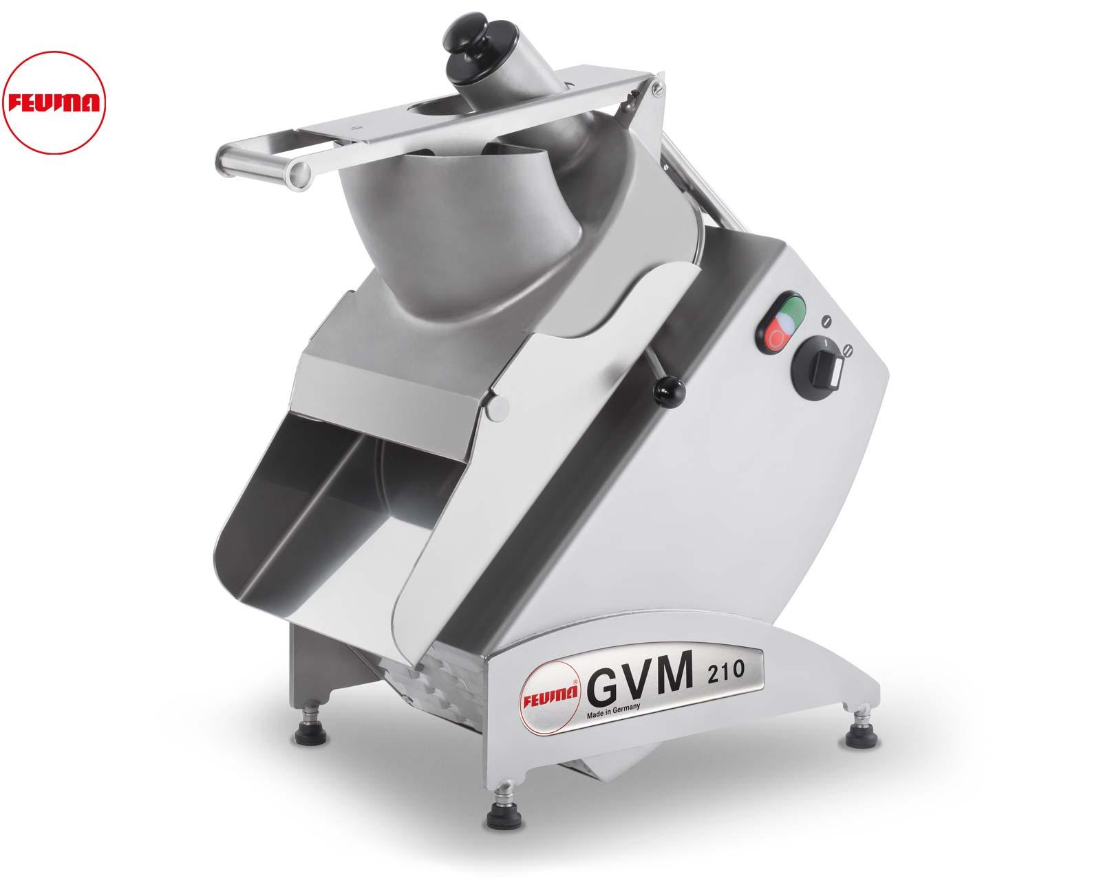 Feuma GVM 210 - elektrischer Gemüseschneider für die Profiküche