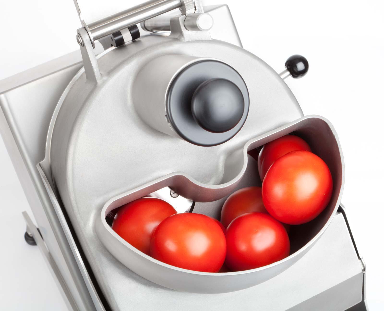 Feuma Supra 6e Multifunktions-Küchenmaschine für die Profiküche - Großer Einfüllschacht