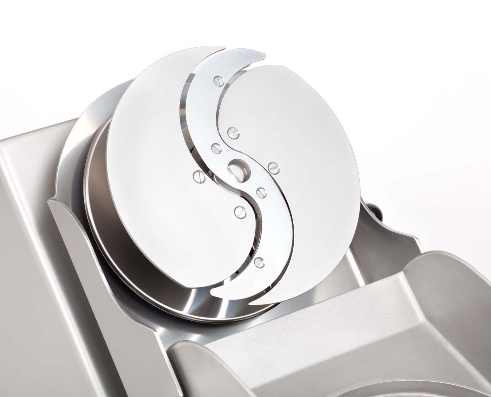 Feuma Supra 6e Multifunktions-Küchenmaschine für die Profiküche - Verstellbare Messerscheibe