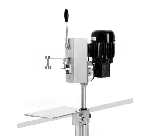 Weisser DO 65-2 / FDO 65 – Elektrischer Tisch-Dosenöffner