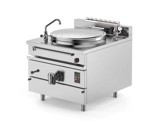 Firex Easypan – Extragroße Kochkessel  mit 100, 200, 300, 400 & 500 L