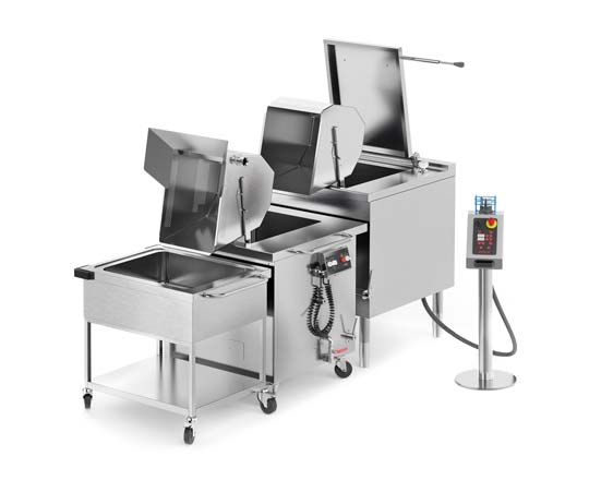 Firex Multicooker Pasta-Line Cook & Chill