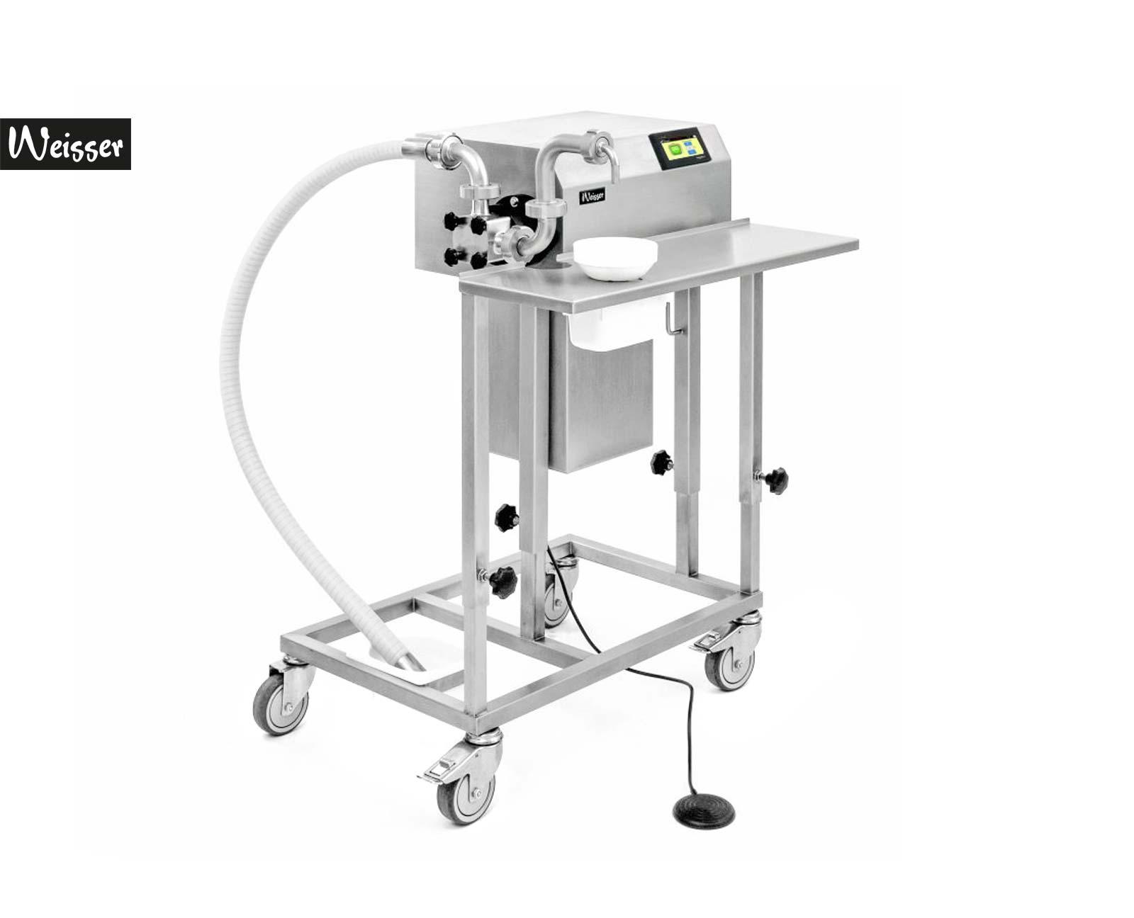 Weisser AP Abfüllmaschine & Portioniermaschine für fließfähige Produkte